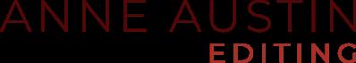 Anne Austin Freelance Editing Services